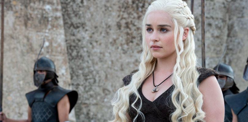 Daenerys Targaryen nel Trono di Spade