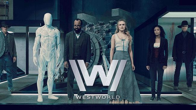 Westworld, una foto dei personaggi