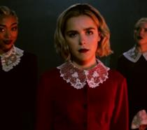 Un'immagine da Le Terrificanti Avventure di Sabrina