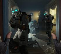 Una sequenza del trailer di Half-Life Alyx