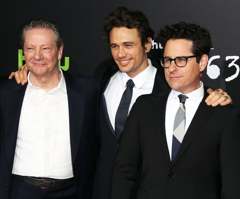 22.11.63: Franco, Abrams e Cooper alla premiere
