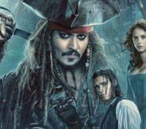 Alcuni protagonisti dei Pirati dei Caraibi - La vendetta di Salazar
