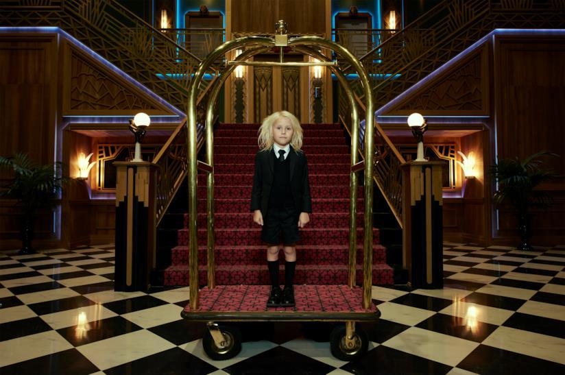 L'orrore e l'incubo nell'Hotel di American Horror Story di Ryan Murphy,