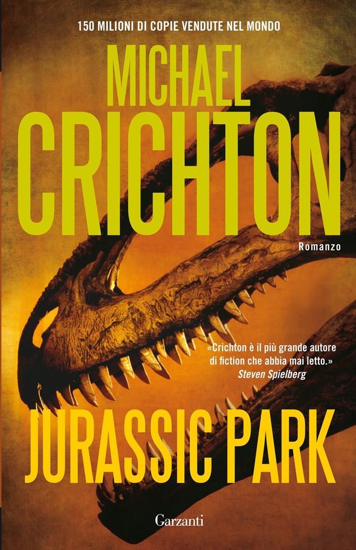 Jurassic Park: il romanzo di Michael Crichton