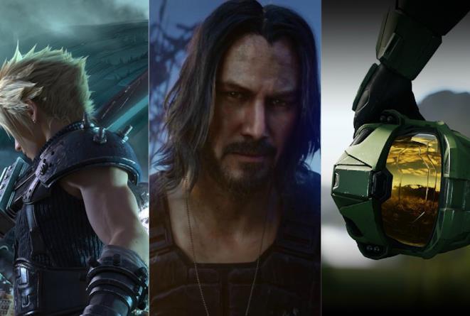 I giochi visti all'E3 2019