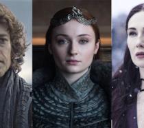 Il cast di Game of Thrones 8 alla prima della serie a Belfast