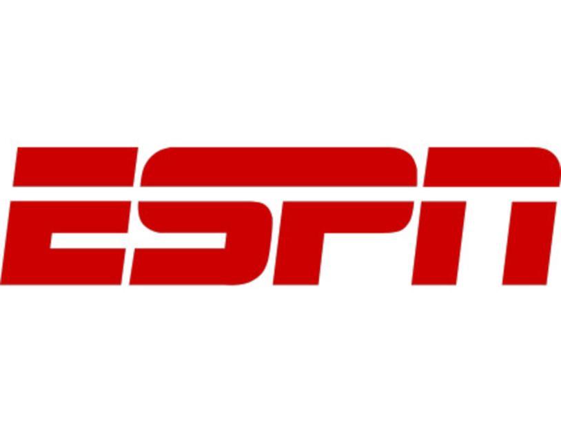 Il logo della rete ESPN