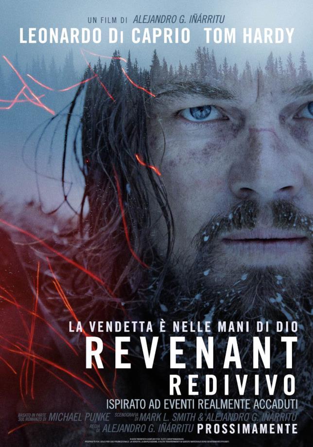La locandina del film Revenant - Redivivo
