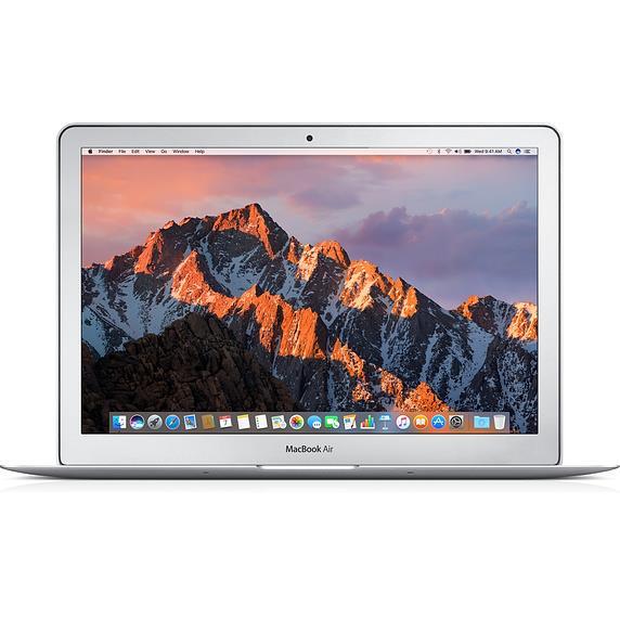 """Immagine stampa del Macbook Air da 13"""" di Apple"""