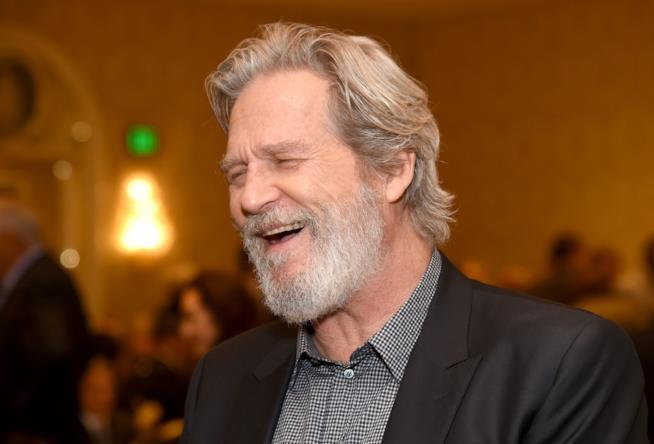 Jeff Bridges ad un evento