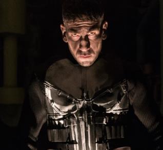 Jon Bernthal nei panni di The Punisher
