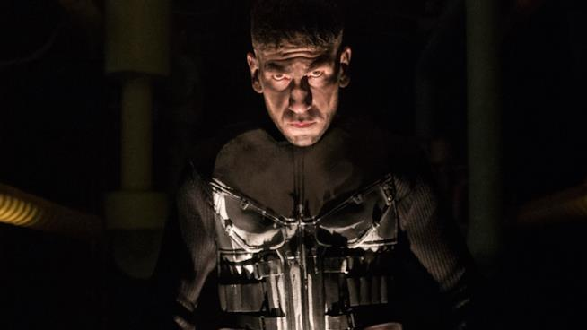 Jon Bernthal nei panni di The Punisher