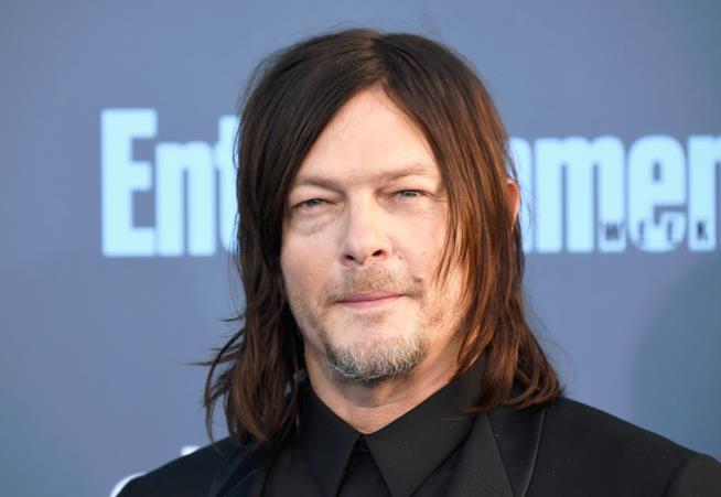 Norman Reedus, attore interprete di Daryl in The Walking Dead
