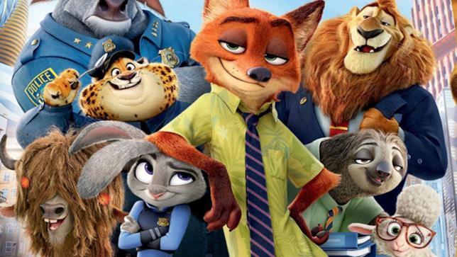 Zootopia, film Disney