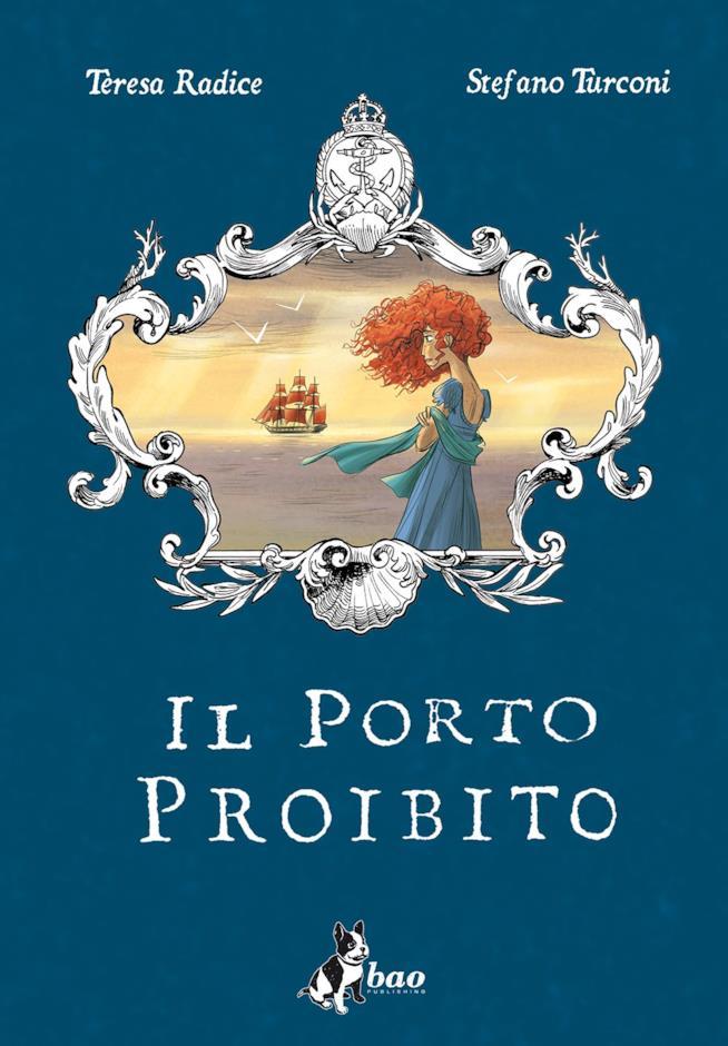 Il Porto Proibito è tra le migliori graphic novel da leggere durante l'estate