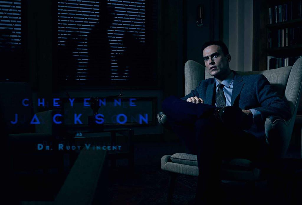 American Horror Story Cult: Cheyenne Jackson