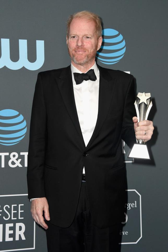 Noah Emmerich ai Critics Choice Awards 2019