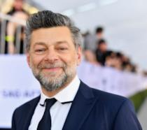 Andy Serkis sul red carpet