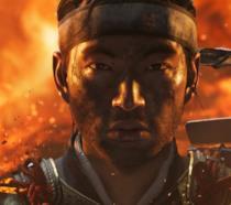 Il protagonista di Ghost of Tsushima