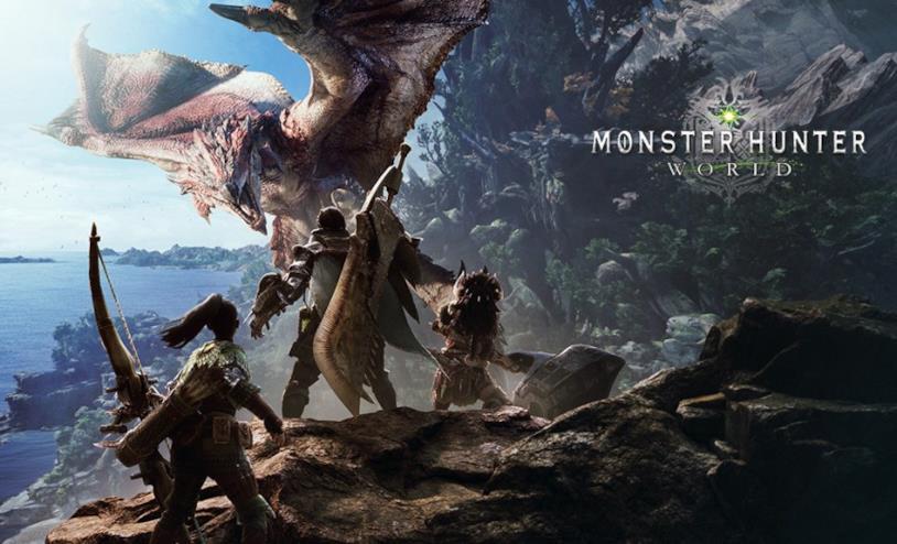 Monster Hunter World è disponibile su Xbox One e PS4