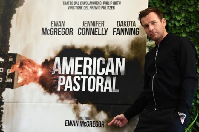 Ewan McGregor alla prima di American Pastoral