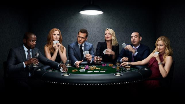 Suits - serie TV