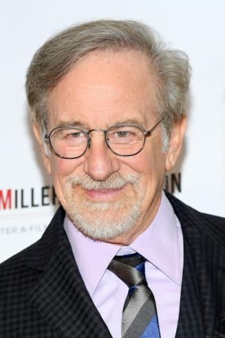 Mezzo primo piano di Steven Spielberg