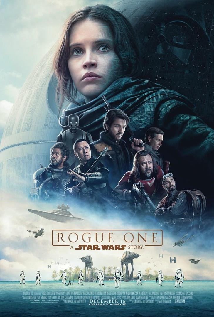 Poster di Rogue One: A Star Wars Story