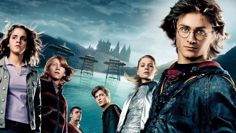Poster di Harry Potter e il Calice di Fuoco