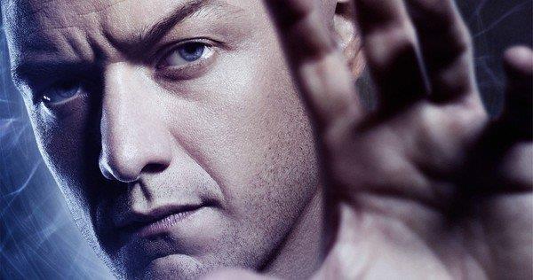 James McAvoy in un'immagine in primo piano: l'attore non tornerà in New Mutants