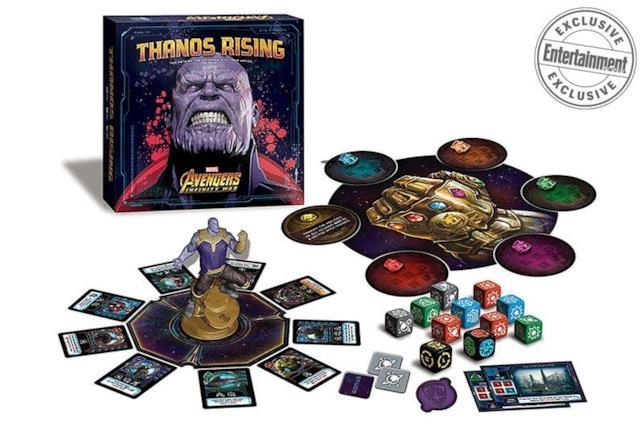 Il contenuto di Thanos Rising è infinito