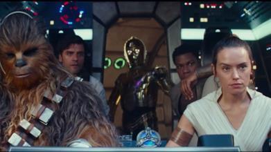 Star Wars: L'Ascesa di Skywalker, la prima clip e uno special look da brividi