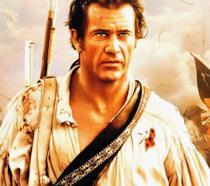 Mel Gibson nel poster de Il Patriota