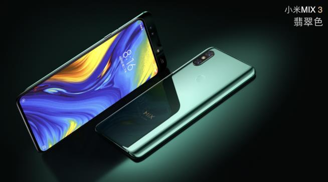 Tutte le caratteristiche e le innovazioni di Xiaomi Mi Mix 3