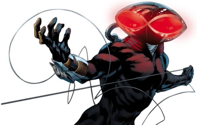 Injustice 2 accoglie Black Manta