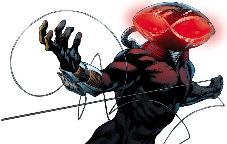 Injustice 2 accoglie Black Manta