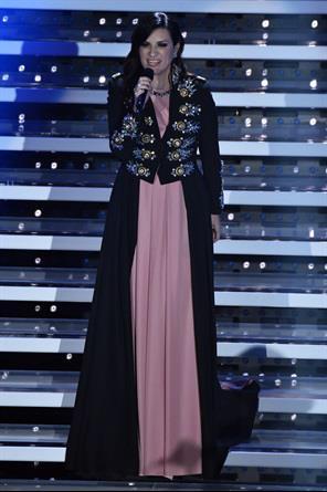 Laura Pausini al Festival di Sanremo 2016