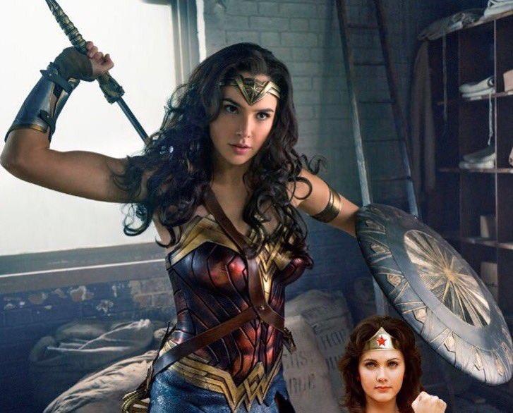 Gal Gadot è Wonder Woman nel nuovo cine-comic DC