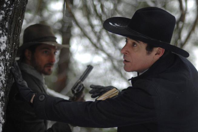 Timeless - 1x12: Jesse James e Il Vecchio West