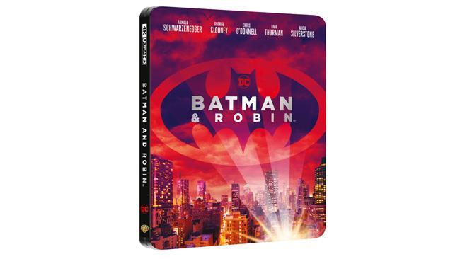 Batman & Robin - il film inel formato 4K UHD