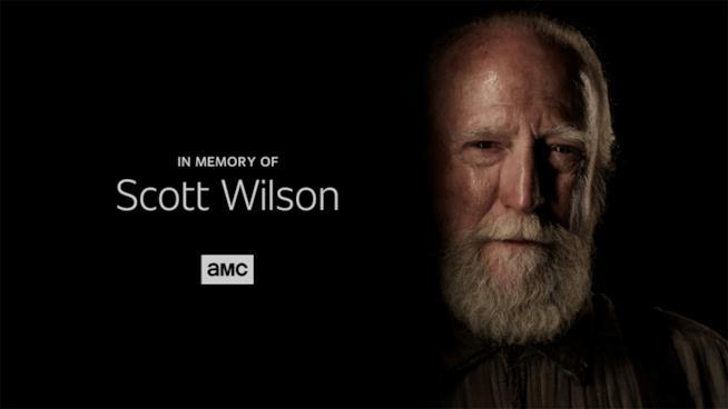 Scott Wilson: la produzione dedica alla sua memoria l'episodio 9x01 di The Walking Dead