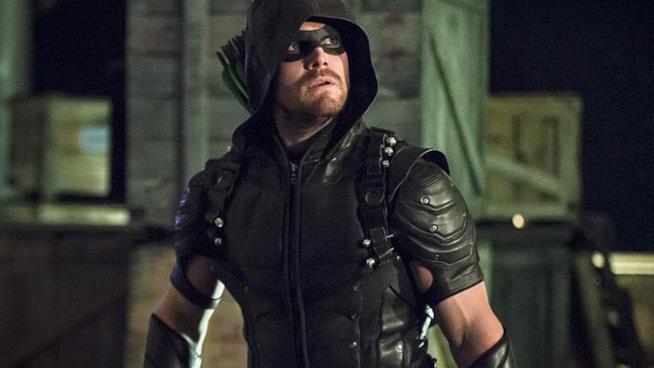Il personaggio di Arrow interpretato da Stephen Amell