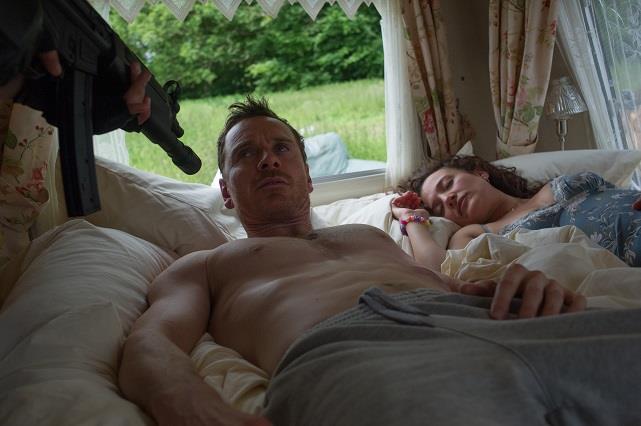 Michael Fassbender è protagonista assoluto del film Codice Criminale