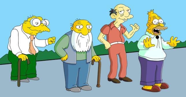 Nonno Simpson sarà il prossimo #KingofUmarells?