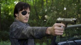 David Morrissey nei panni del Governatore in The Walking Dead