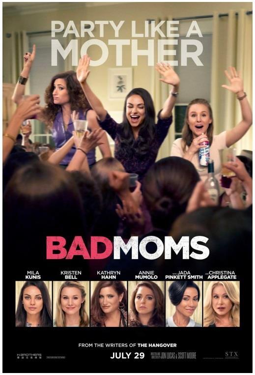 La recensione di Bad Moms