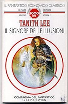 La copertina del romanzo Il signore delle Illusioni