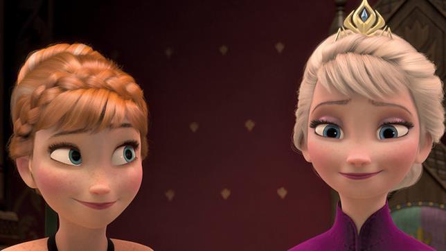 Su Twitter un hashtag chiede una fidanzata per Elsa di Frozen