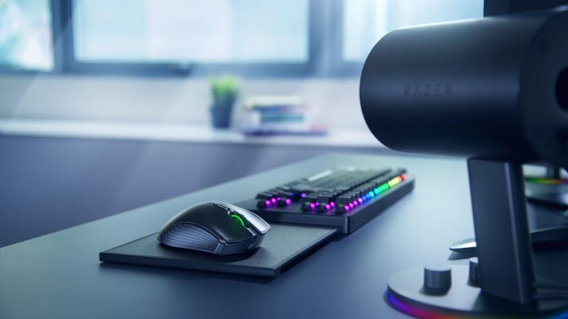 Focus sul mouse della soluzione Razer Turret per Xbox One