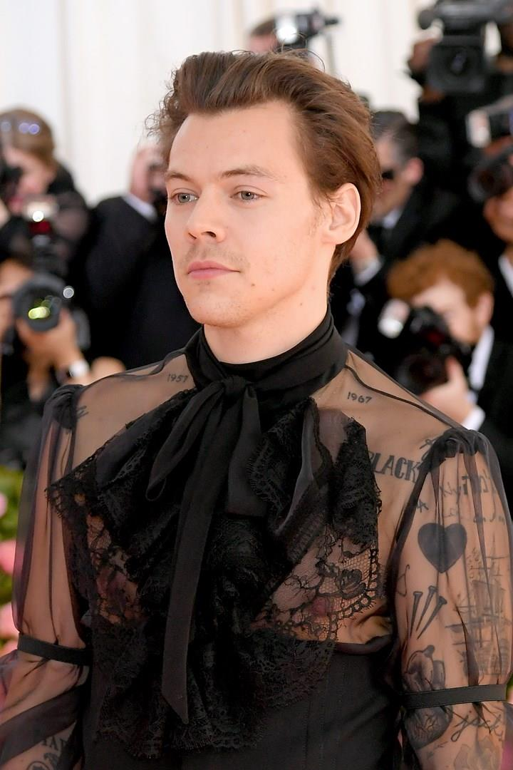 Harry Styles al Met Gala